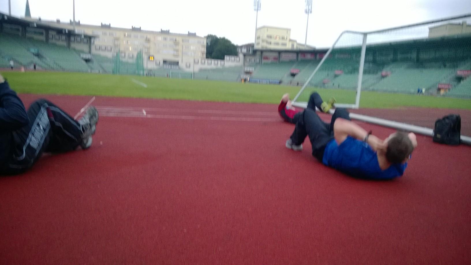 Alternativ trening