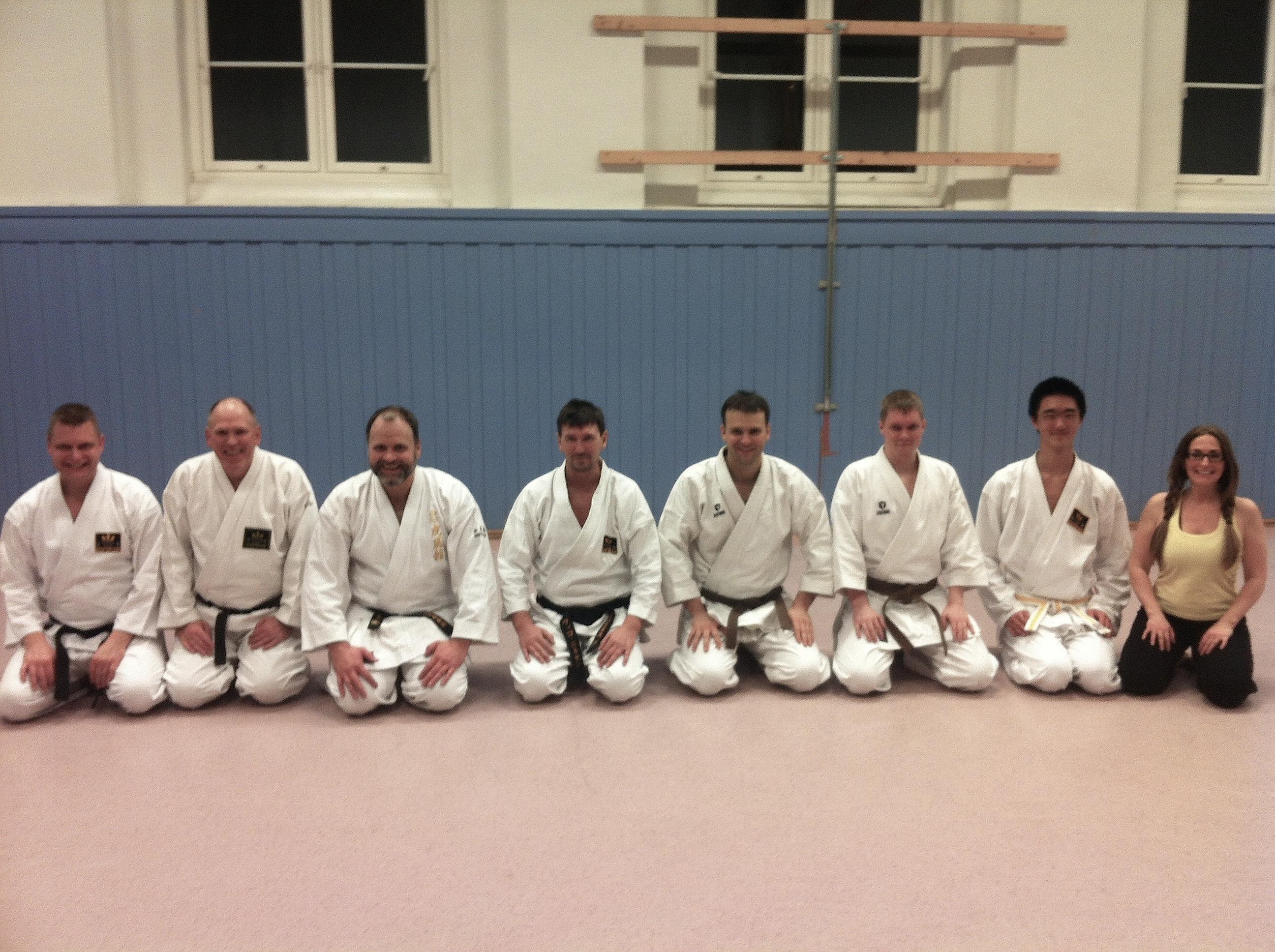 2014-01-13 første trening